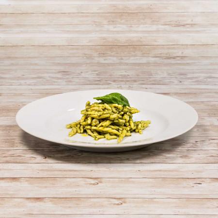 Trofie Pesto e Patate