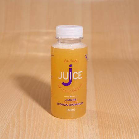Limonata con Scorza di Arancia e Zenzero